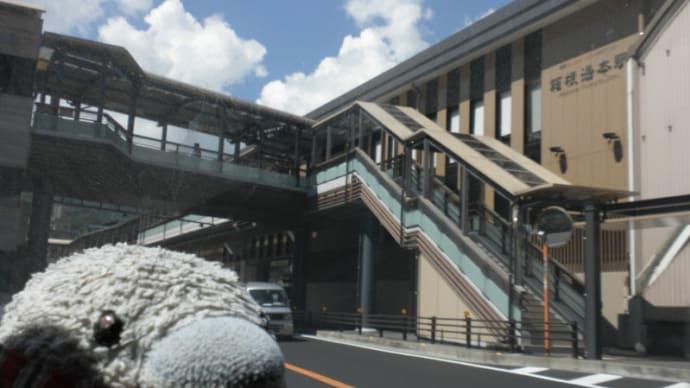 箱根行きました。