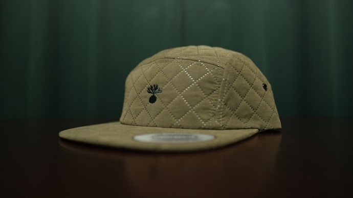 月刊ビカクシダ×OAC「ridleyi cap」を紹介します。