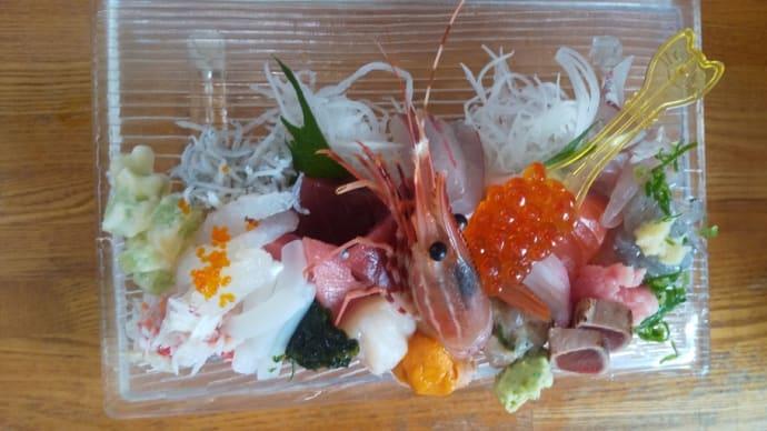 新鮮な魚で作る海鮮丼が絶品!