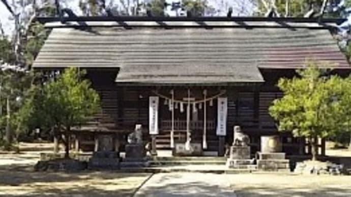 房総半島の神社