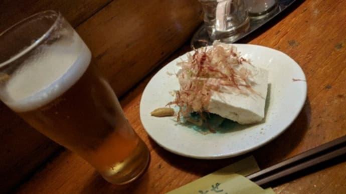 当然、100円ビール