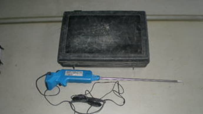 漏水調査で使う道具の話2・・・電子音調棒