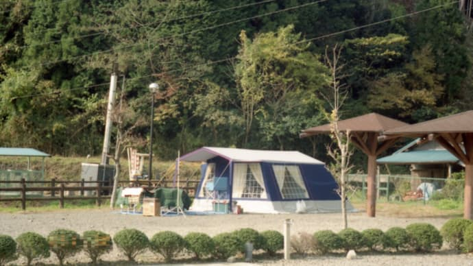 しみず温泉 健康館📷ふれあいの丘オートキャンプ場にーぶらり旅13