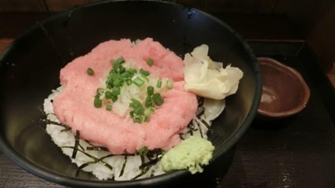 平成30年9月13日の食事(海老名駅の海鮮丼)