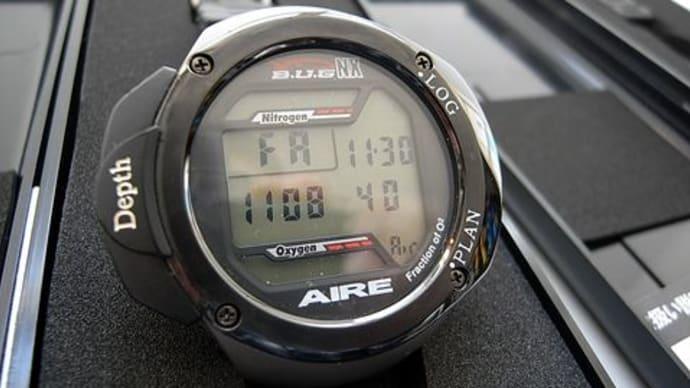 スキューバプロ(AIRE)ナイトロックスBUGエクステンダー