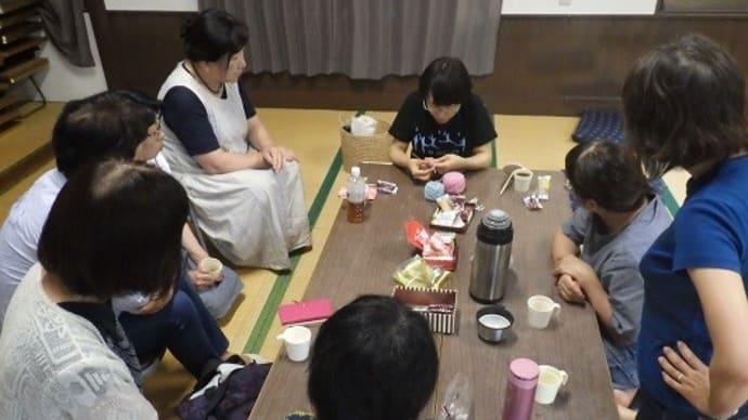 田布施コットンクラブ 紅花染め,各種織機,双糸紡ぎなど(2/2)