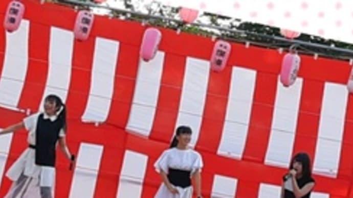 つがる三和会さんの夏祭り(⌒‐⌒)