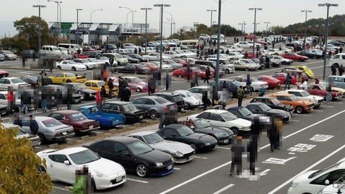 淡路ノスタルジックカー ミーティング 2018