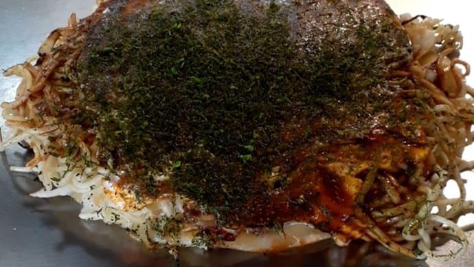 広島のお好み焼き、大好きです