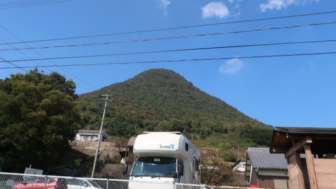 うどんたび恒例の讃岐富士登山 (2017/11/3)