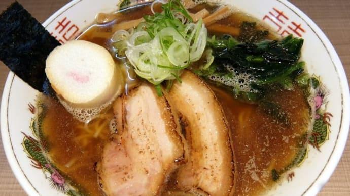 麺や 貴一@札幌市東区 「煮干し中華」