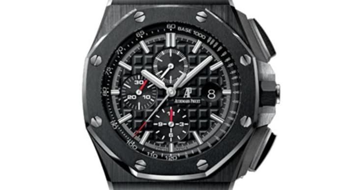 日本人が一番好きな10選の ロイヤルオークオフショア(ROYAL OAK OFFSHORE)腕時計