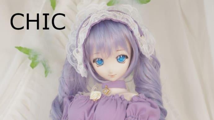 CHIC《DD・M~L胸用 メイド服セット》