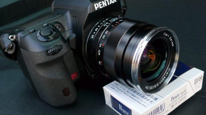 ディスタゴン25mmF2.8 入手