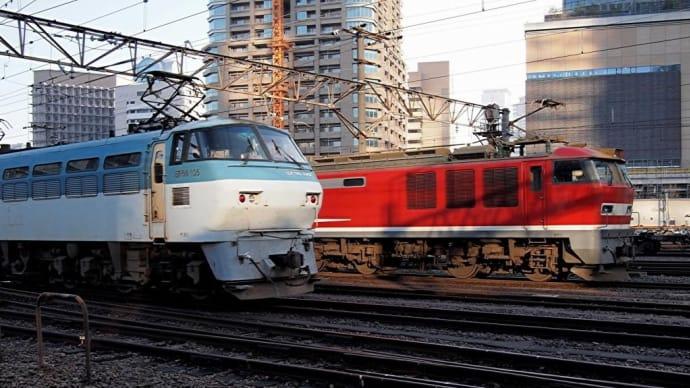 EF510-1  と EF66-105