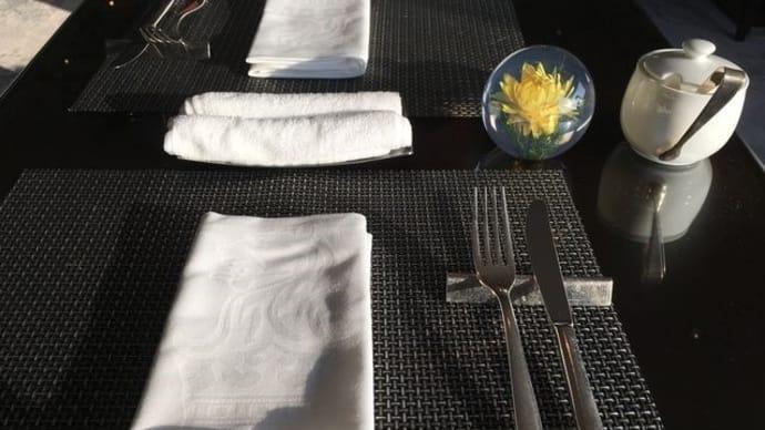 ザ・リッツ・カールトン大阪*クラブラウンジ朝食タイム