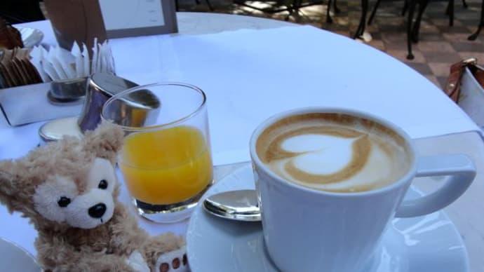 マジェスティックローマ*朝食ブッフェ