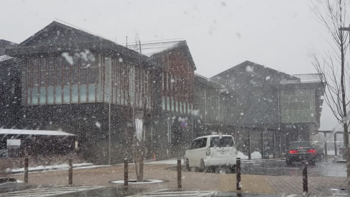 雪→晴→雪