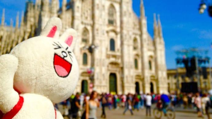 最後の街へ@ミラノ