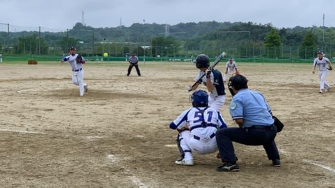 【三重県男子ソフトボールリーグ第5節】の結果