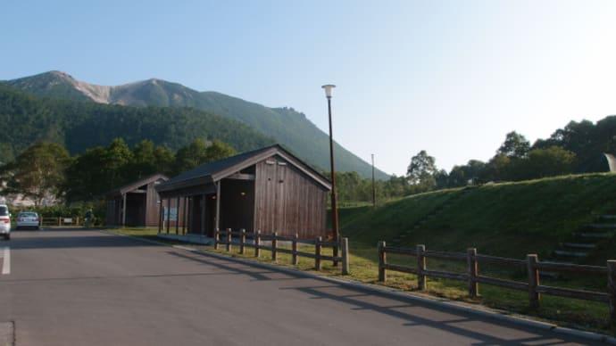 ニセコアンヌプリに登る(8月1日)