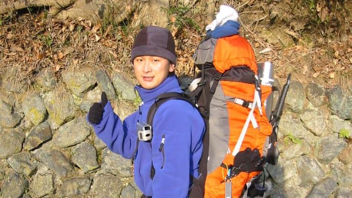 2004/1/2にも雲取山