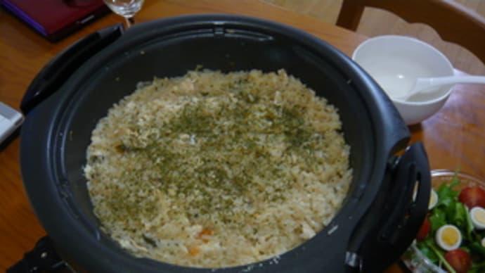 今日の晩御飯(クリスマス料理PART2)