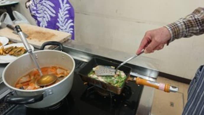 シニア男性料理クラブ