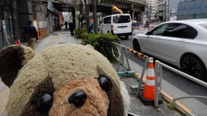 東武線浅草駅(春の奥浅草を歩く・23)