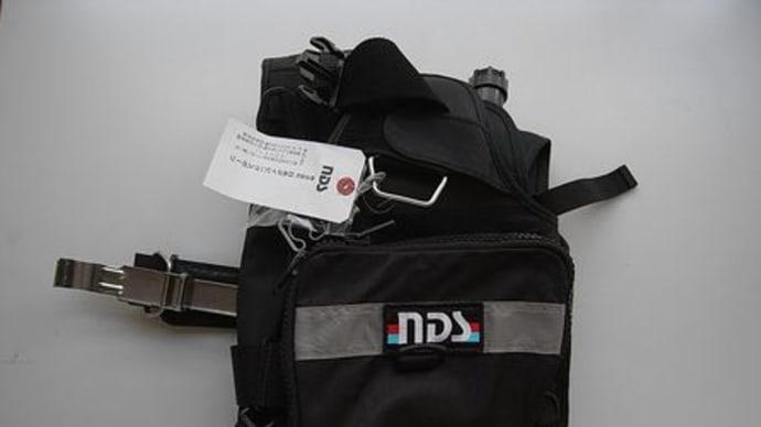 NDS FタイプBCジャケットを薄くコンパクトにする方法