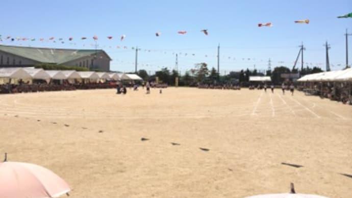 小学校の運動会 2014