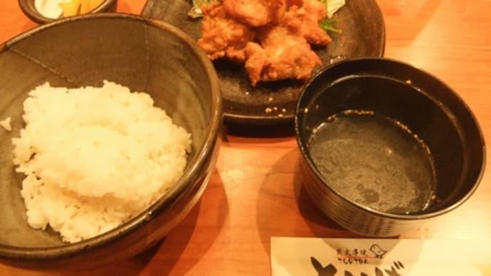平成26年4月11日の食事(新宿西口でランチ)