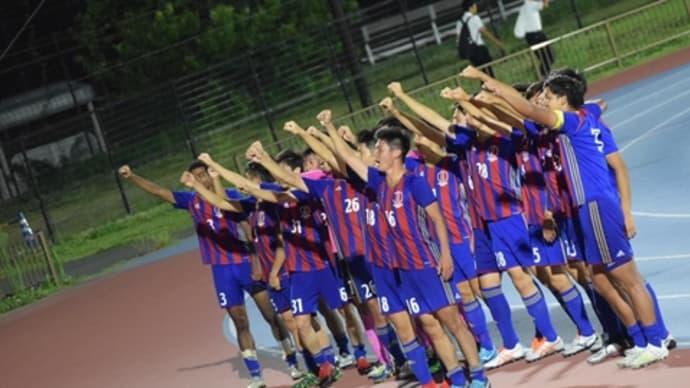 関東大学サッカーリーグ公式戦