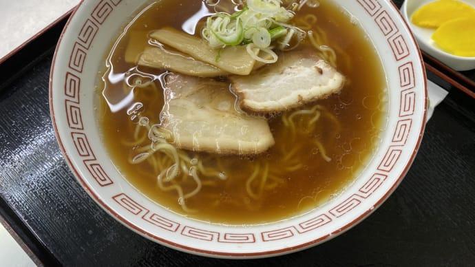鰹ダシのさっぱり醤油味『花街道ラーメン』¥700(税込)!