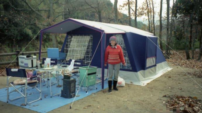 カルディアキャンプ場②📷マルシャルのテントで冬キャンプーぶらり旅14