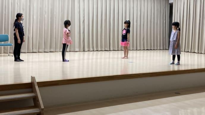 ぷち演劇祭のお稽古も順調です!