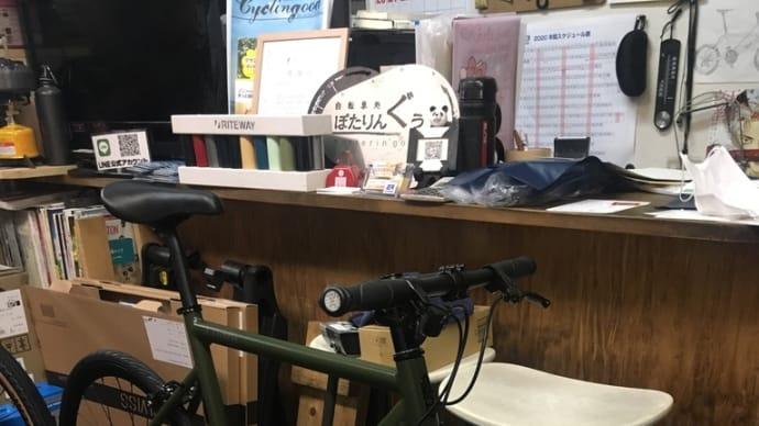 やっぱり決めてはサイズ感! アジア人が乗りやすいサイズのクロスバイク tern clutch