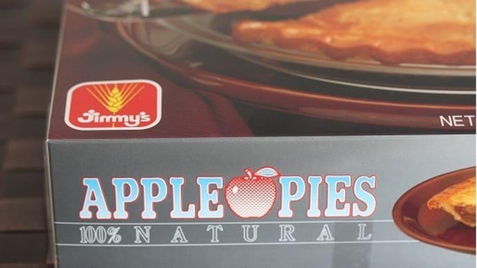 休日の友はJimmy'sのアップルパイ