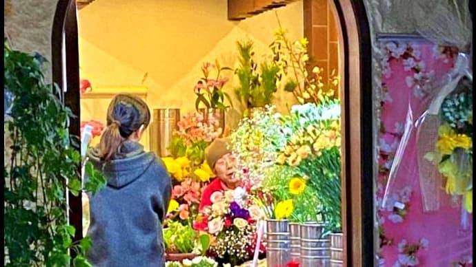 色んな風景~お花屋さん~