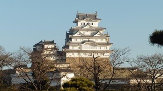 今日の姫路城 (2018.1.1)