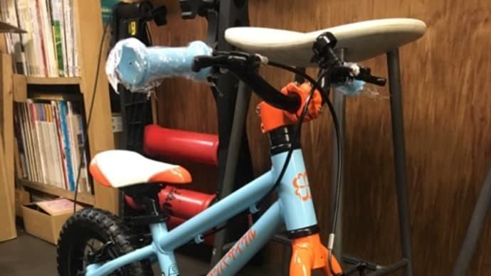 ヨツバサイクル 「ヨツバゼロ12」ファーストバイクに!!