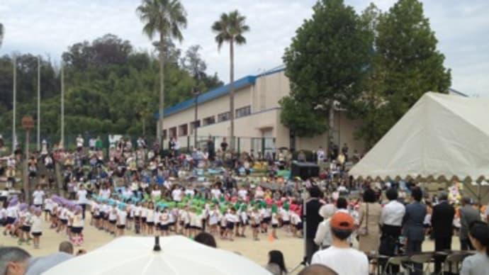保育所の運動会2012