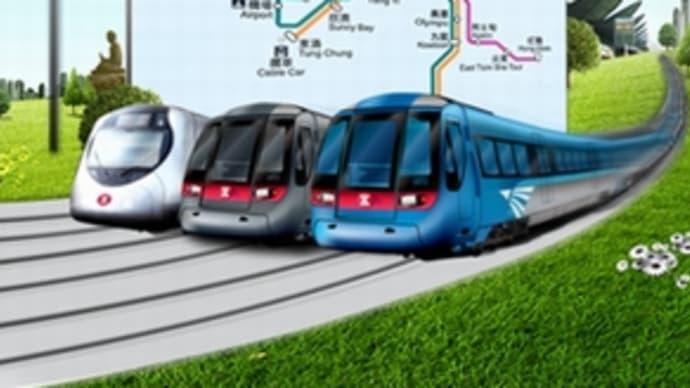 香港MTRの「MTR Next Train」アプリ