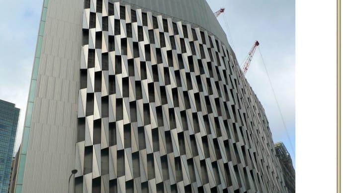 新阪急ビルの建て替え工事 ・ 2017.6.2