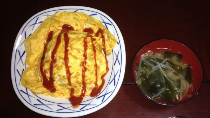 我が家の夕食 ♪