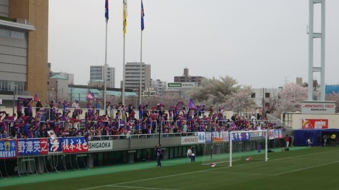 FC東京U-23×富山@西が丘