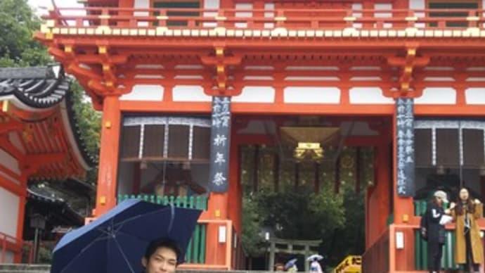 京都観光(中日編)