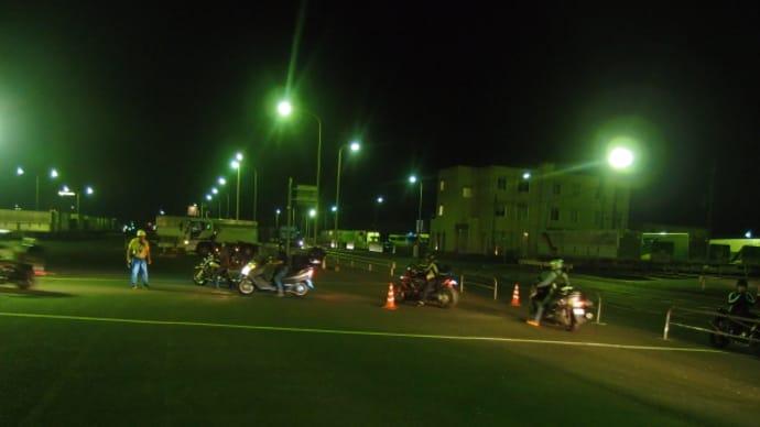舞鶴港から出港(7月27日)