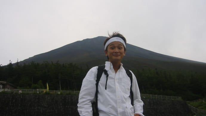 2002年 富士山