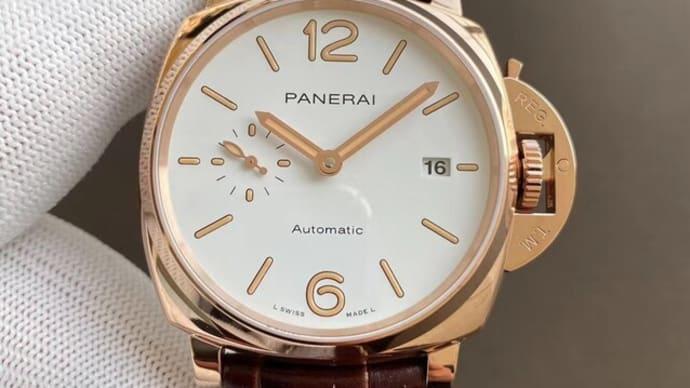 新作パネライPANERALルミノール ドゥエ 42mm-PAM01042